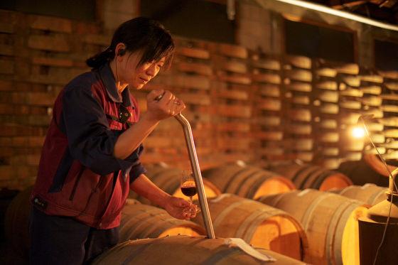 ワインは素晴らしい日に感動を与えることができる