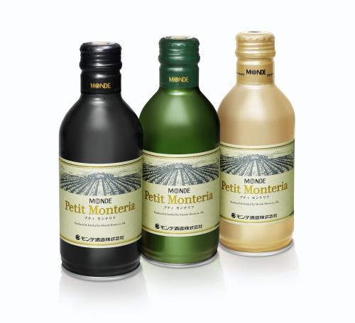 大好評 缶ワイン『プティモンテリア』